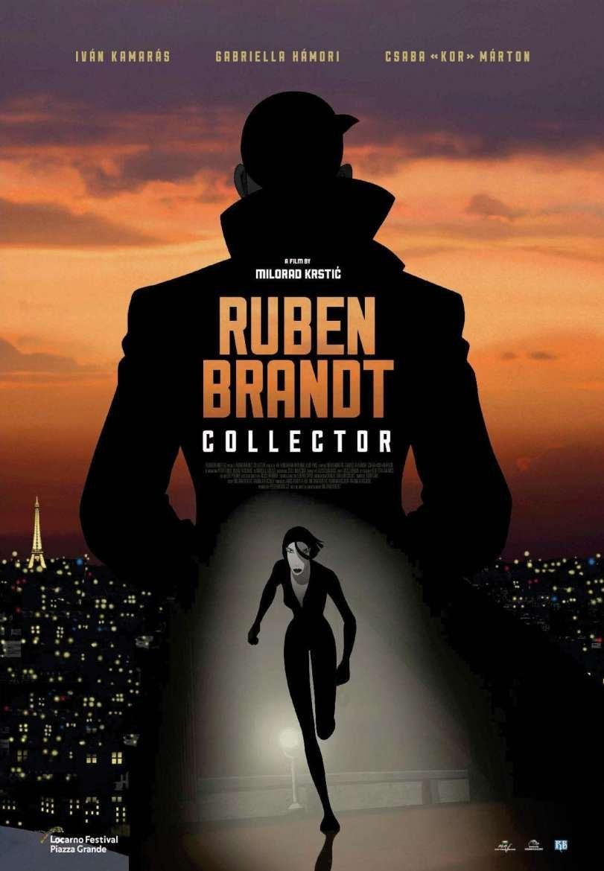 "Cine Filmoteca: ""Ruben Brandt, coleccionista"""