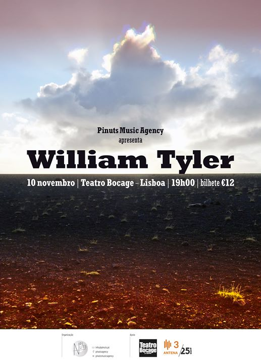 William Tyler | Regresso a Lisboa