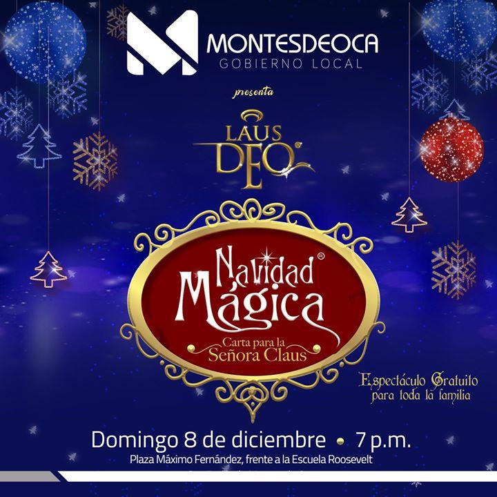 Concierto: Navidad 2019 en Montes de Oca