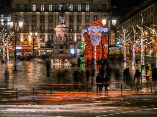 Luzes de Natal: caminhada com aromas e sabores