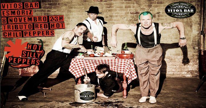 Hot Silly Peppers ao vivo no Vitós Bar