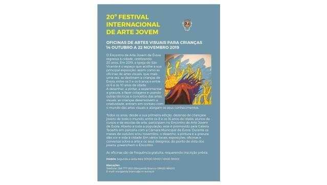 20º Encontro Internacional de Arte Jovem
