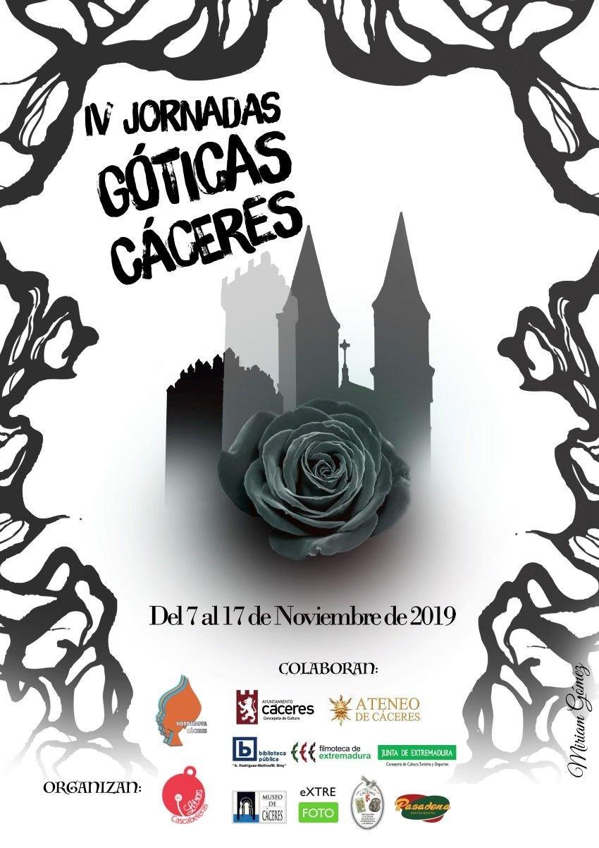 IV Jornadas Góticas Cáceres