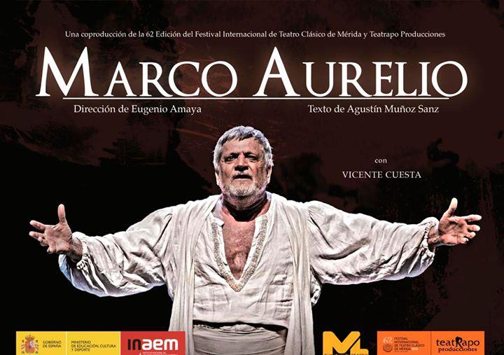 Teatro: Marco Aurelio