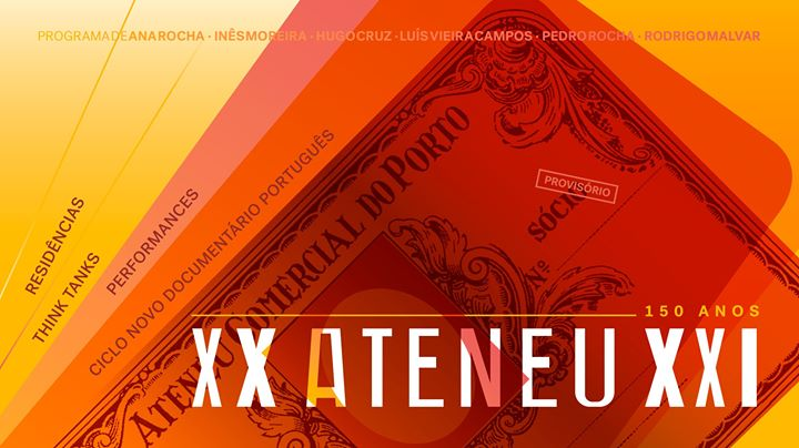 XX Ateneu XXI - Abertura do programa artístico
