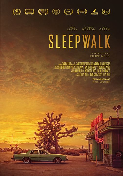 Filipe Melo e a exibição da curta-metragem 'Sleepwalk'