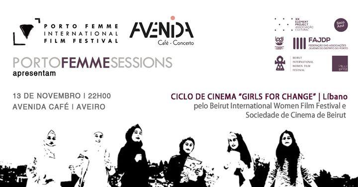 PORTO FEMME Sessions #7 | Avenida Café Concerto - Aveiro
