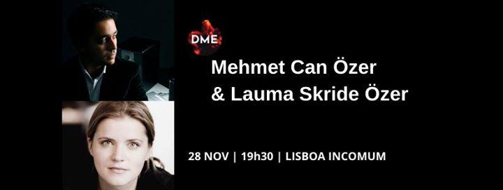 Mehmet Can Özer & Lauma Skride Özer