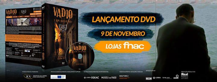 Lançamento DVD VADIO