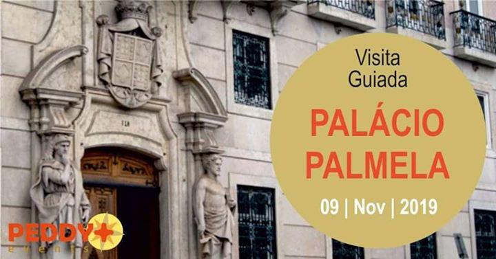 Visita Guiada ao Palácio Palmela