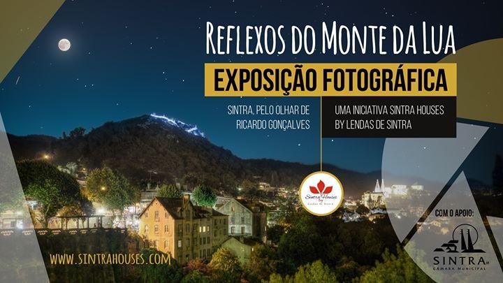 Exposição fotográfica 'Reflexos do Monte da Lua'