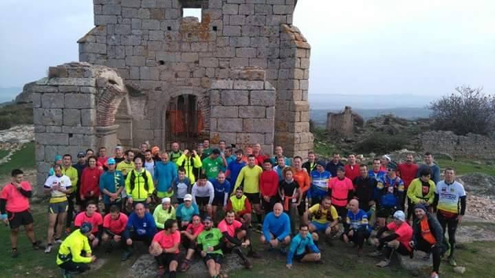 V Quedada Trail-Running Valbón + Ruta Senderista