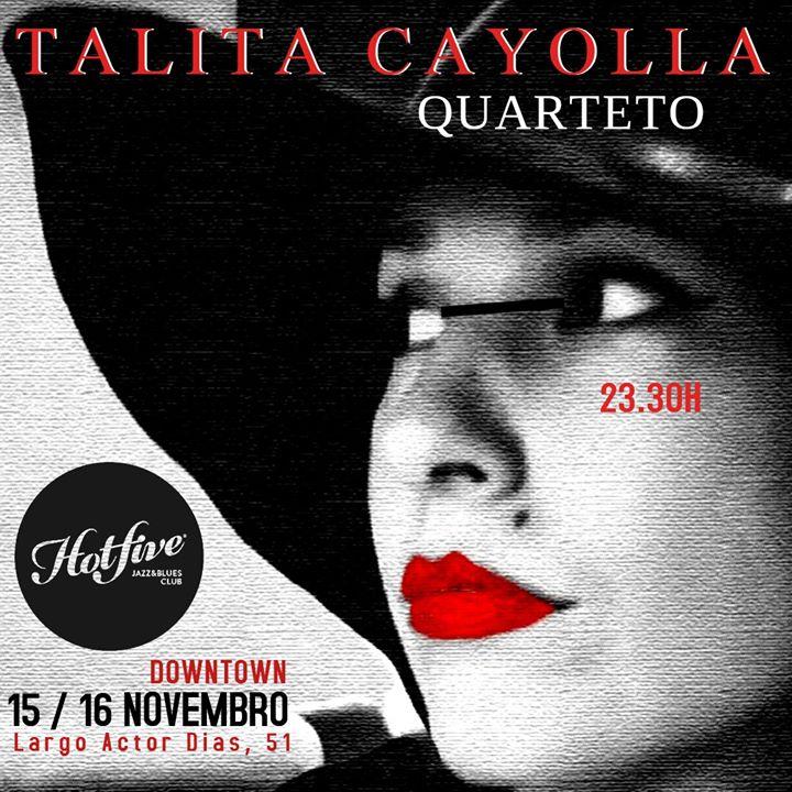 Talita Cayolla Quarteto