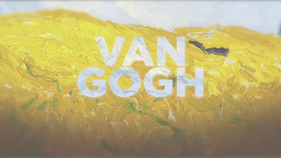 Van Gogh – Entre o trigo e o Céu