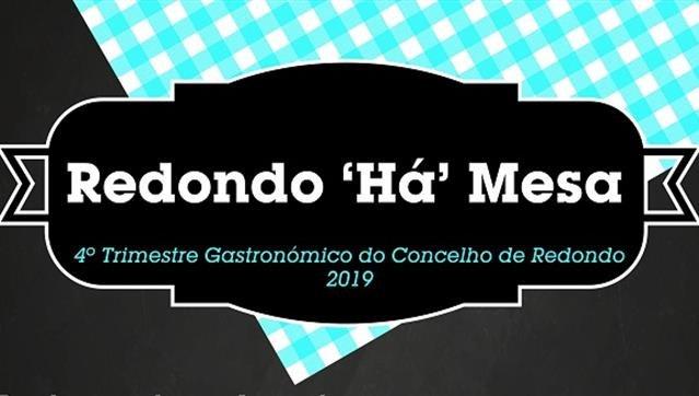 """Redondo """"Hà"""" Mesa"""