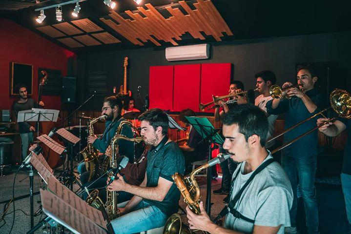 Jazz'me//Big Dave's// Big Band