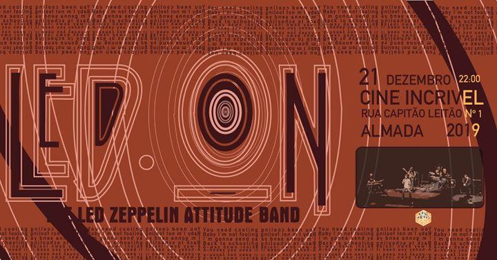 Led_on // Led Zeppelin Attitude Band
