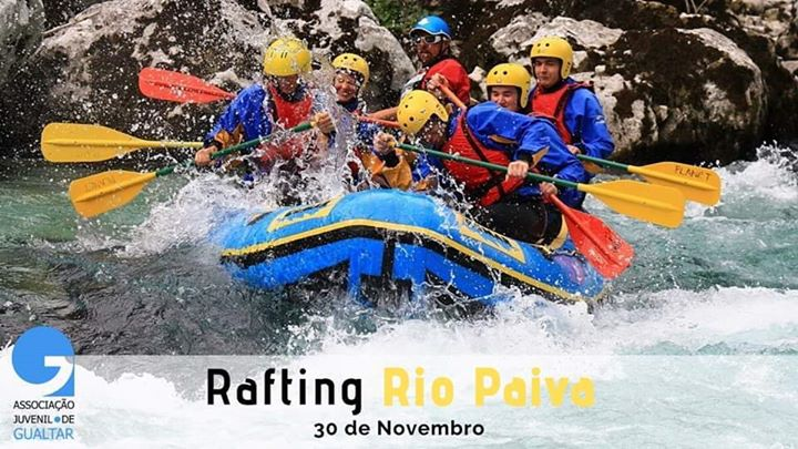 Rafting Rio Paiva