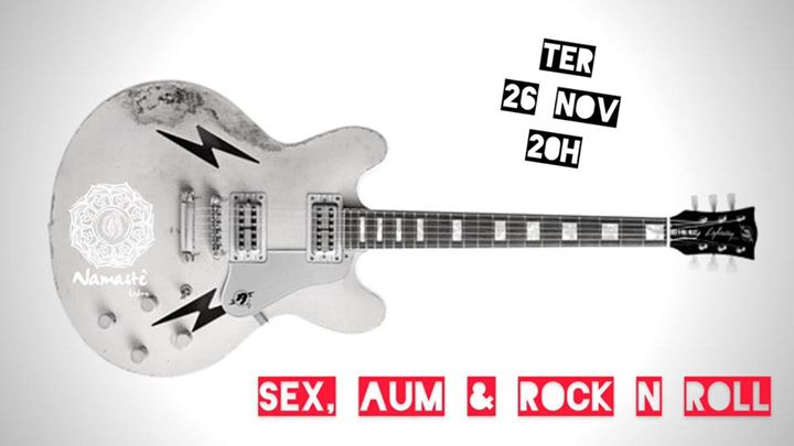 Sex, AUM & Rock n Roll, Social Meditation, Emotional Fitness