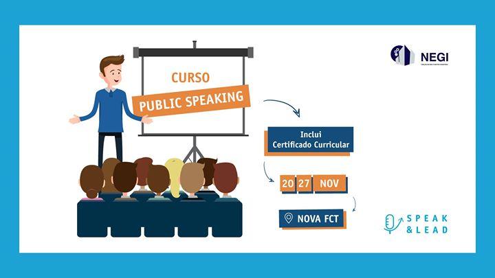 Curso Public Speaking - NOVA FCT