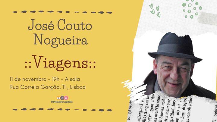 Viagens', com José Couto Nogueira