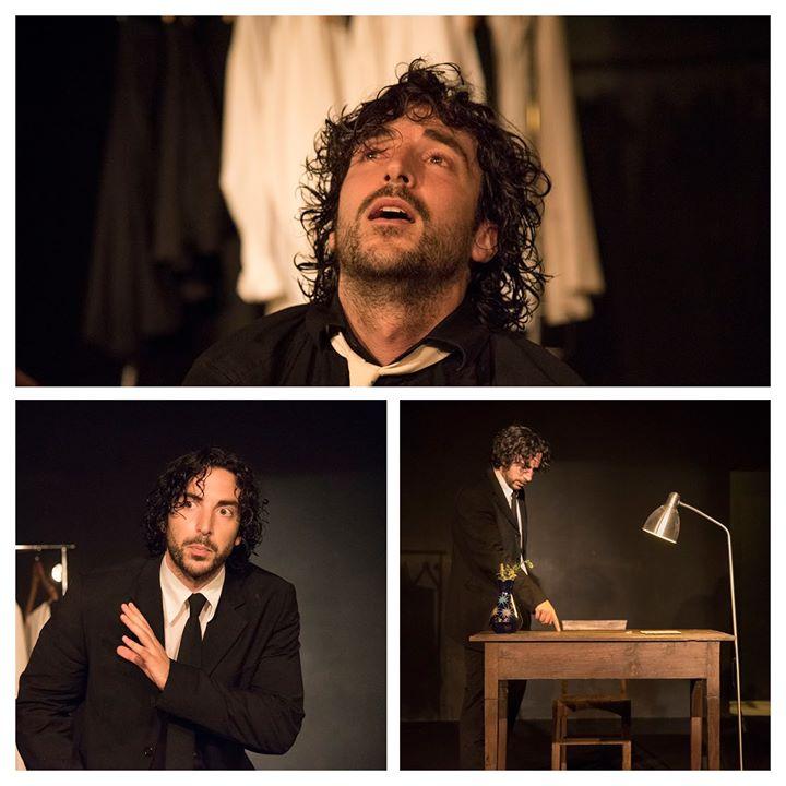 Teatro: 'Diário de um Louco' - Primeira Pedra