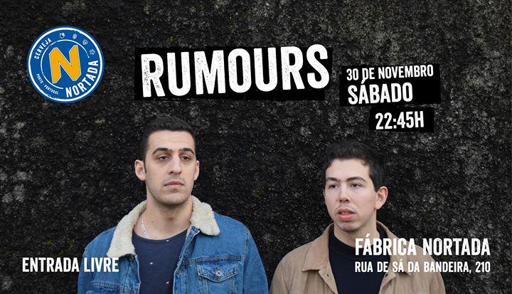 Rumours - Fábrica Nortada