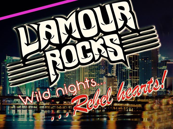 L'Amour Rocks - 80's Rock + Hard Rock