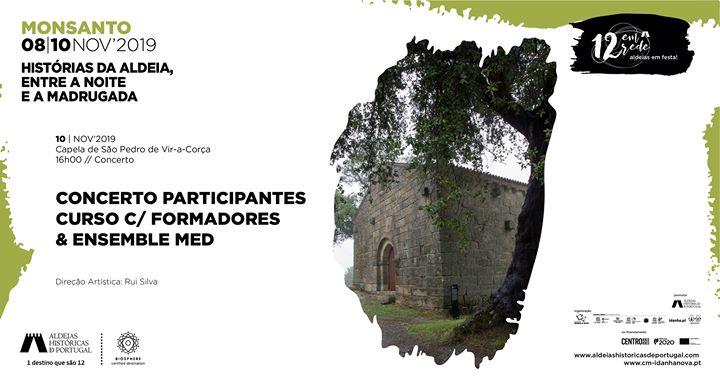 Concerto: Participantes Encontri MED & Ensemble Med