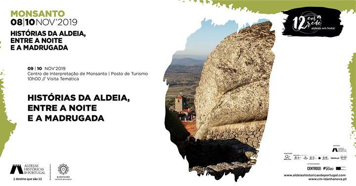 Visita: Histórias Da Aldeia, Entre a Noite e a Madrugada