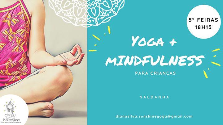 Yoga para Crianças   Saldanha