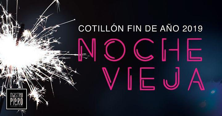 Cotillón de Nochevieja 2019