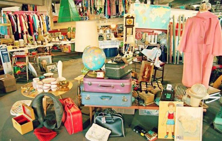 Chinchillete: Mercado de chunches y tiliches