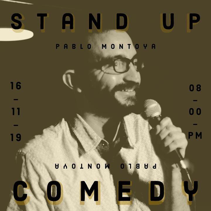 Pablo Montoya: Stand Up Comedy Corrongo