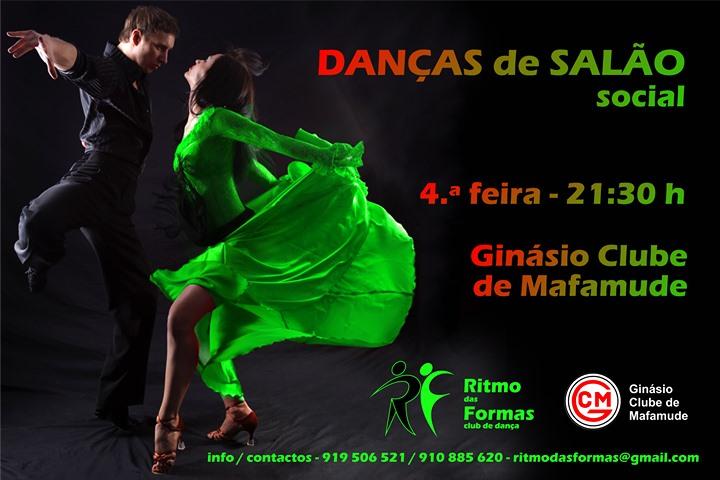 Danças de Salão Social