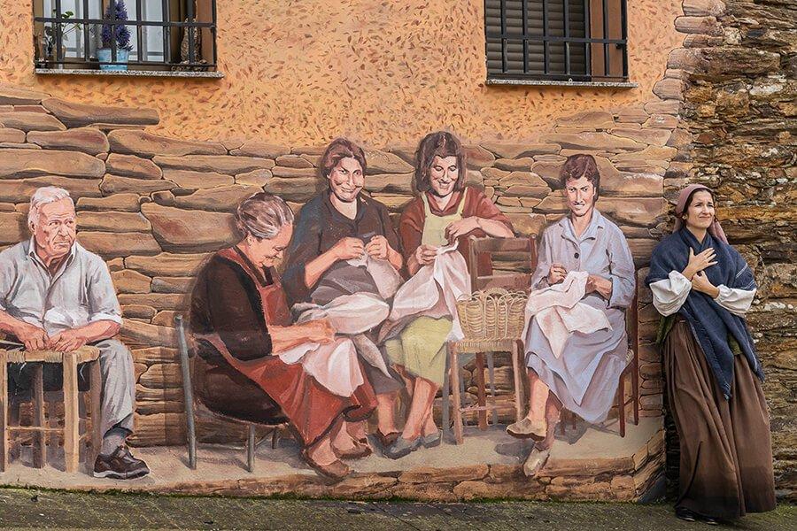Ruta Teatralizada: Historia de un Pueblo