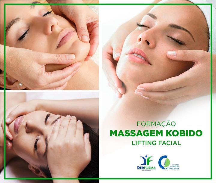 Formação de Massagem Kobido   DerForma