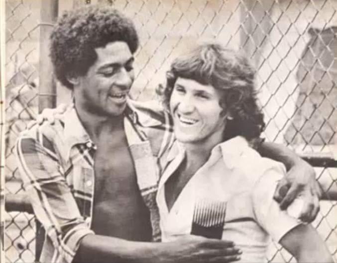 Bombonera No Maracanã Com Zico, Geraldo E Washington
