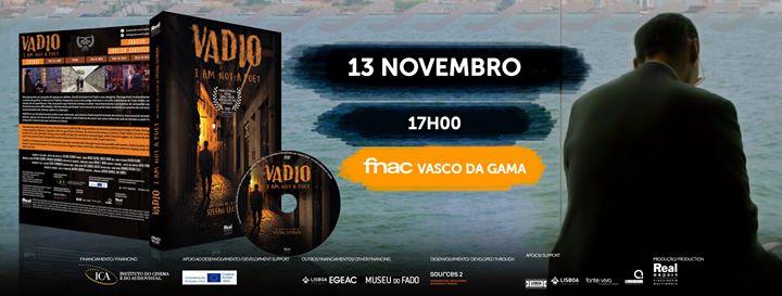 VADIO | FNAC Vasco da Gama