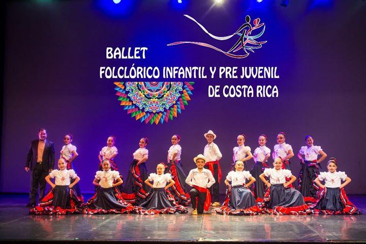 Emprendo Danza - Ballet Folklorico Infantil y Pre Juvenil de C.R