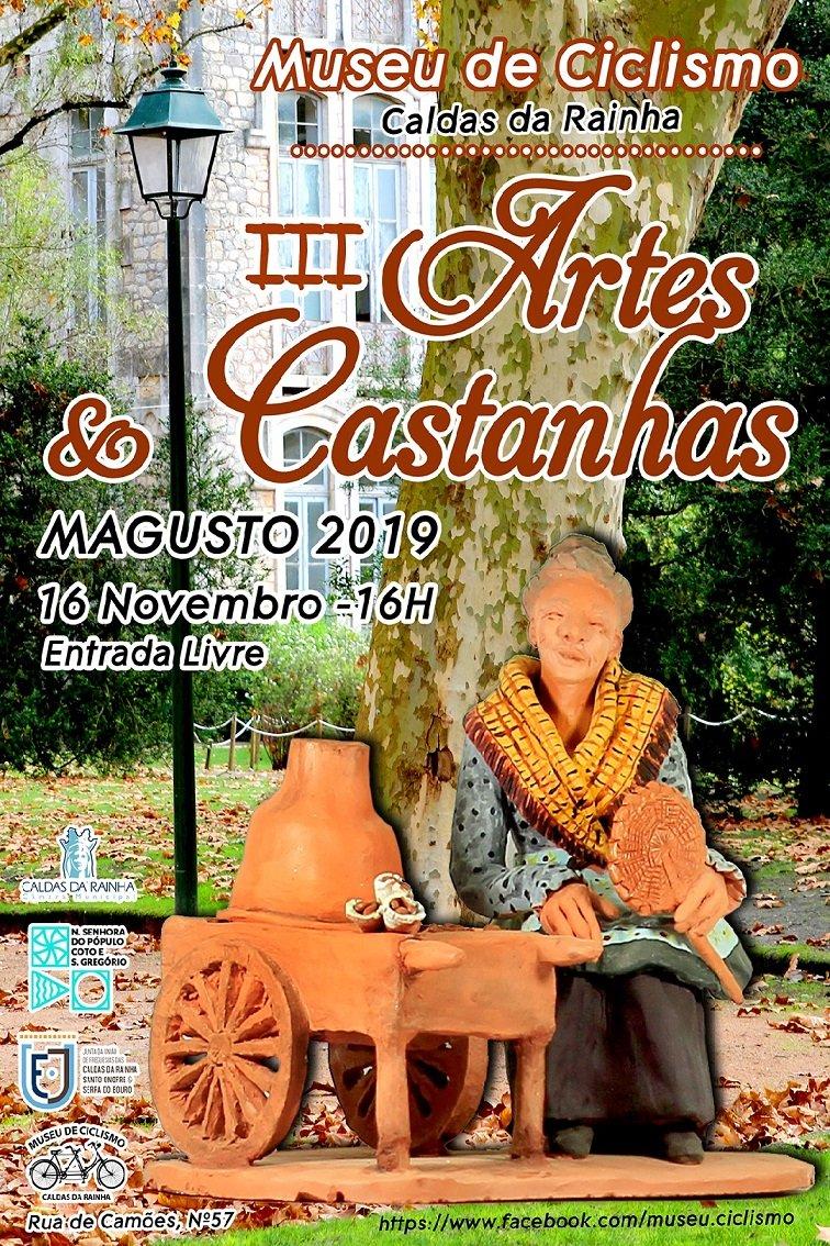 III Artes e Castanhas