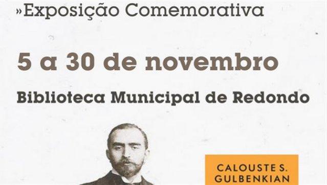 Exposição Comemorativa - 150 anos - Calouste S. Gulbenkian