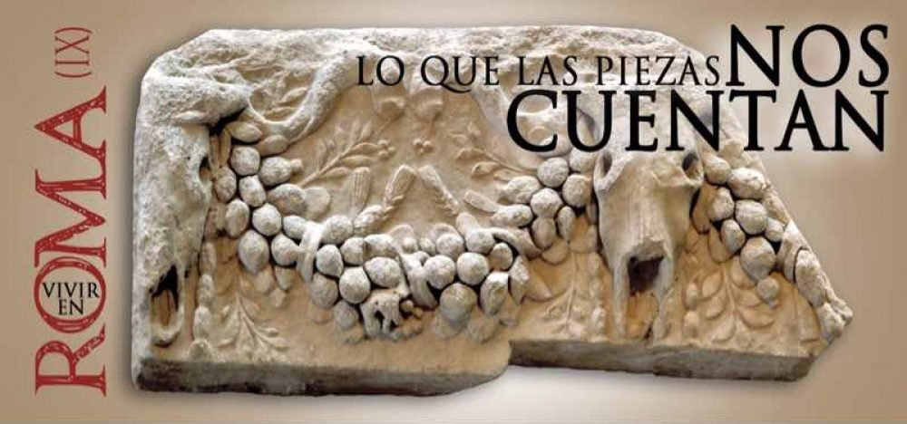 """Ciclo de conferencias Vivir en Roma IX: """"Ciudades de vidrio: una ampulla decorada"""""""