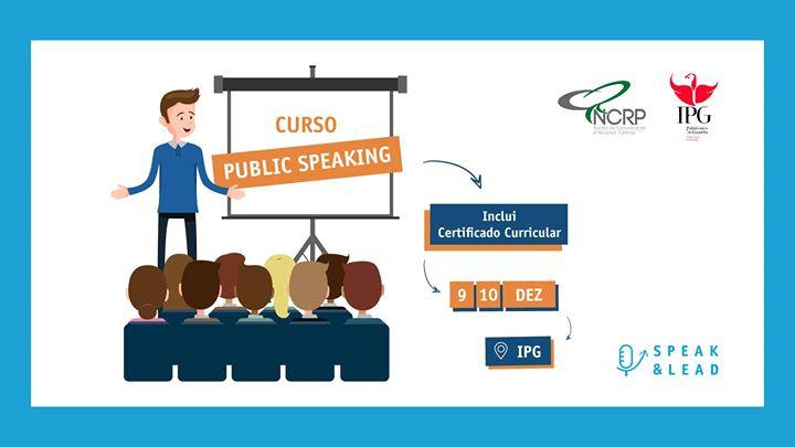 Curso Public Speaking - Guarda