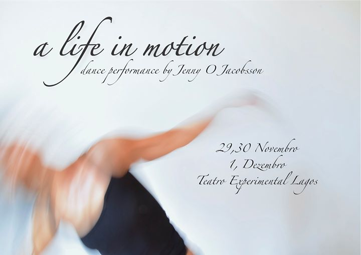 A Life in Motion, de Jenny O Jacobsson