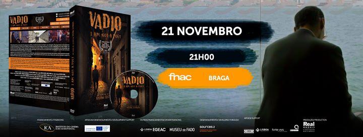 VADIO | FNAC Braga