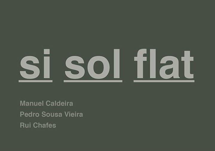 Exposição 'Si Sol Flat'
