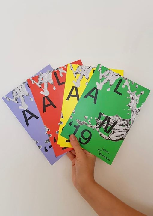 Lisbon Art Weekend - 1ª edição / 1st edition!
