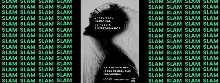 Pré-Slam | VI Festival Nacional Poesia e Performance
