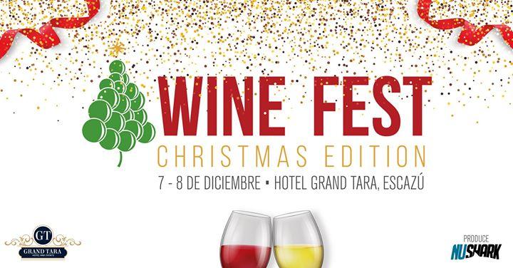 Wine World Festival Christmas Edition